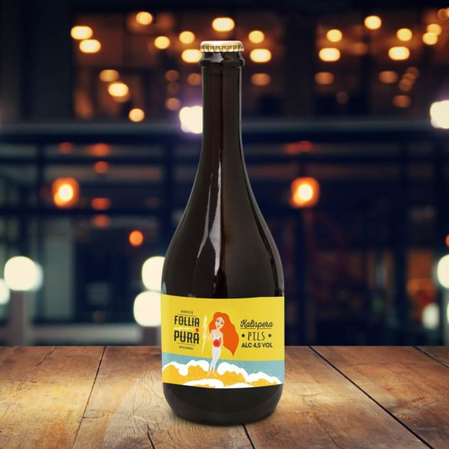 Birra 33cl - 5.0 €